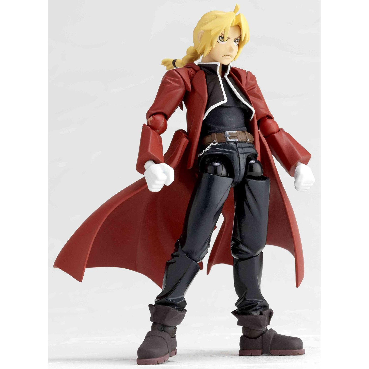revoltech yamaguchi series no116 edward elric fullmetal. Black Bedroom Furniture Sets. Home Design Ideas