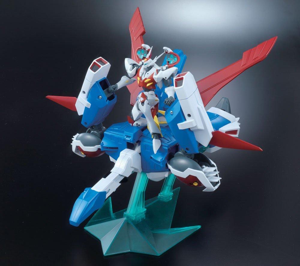 new soul of chogokin spec space knight tekkaman blade with pegas图片